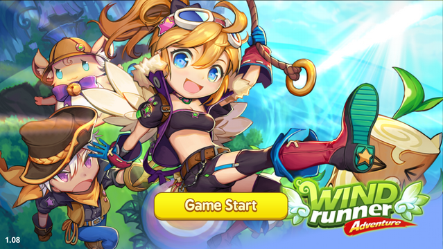 一款想死都难的休闲跑酷游戏:《风行者冒险》