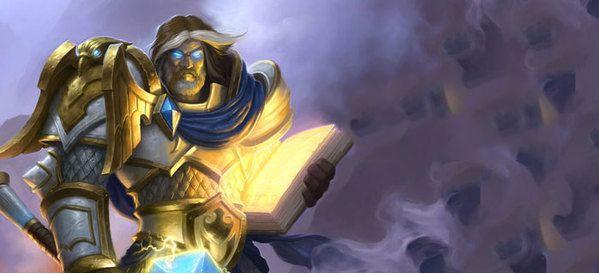 最后的水晶龙 炉石传说娱乐向卡组-任务骑